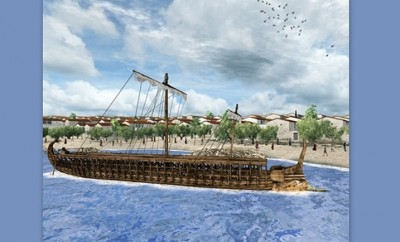 Ναυμαχία της Σαλαμίνας από το Ίδρυμα Μείζονος Ελληνισμού