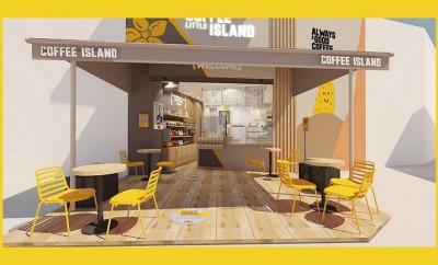 COFFEE LITTLE ISLAND