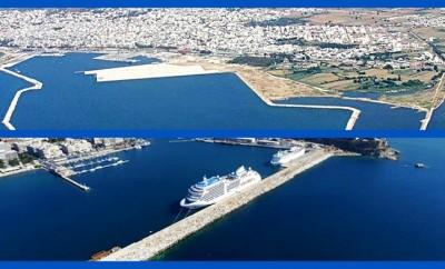 λιμάνια Αλεξανδρούπολης - Καβάλας