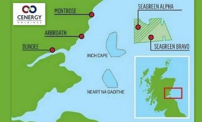 θαλάσσιο αιολικό πάρκο Seagreen