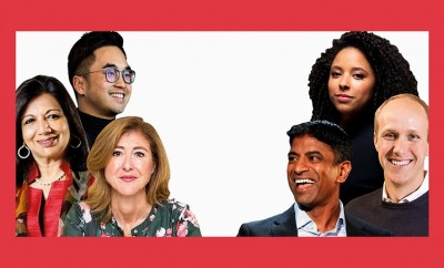 100 People Transforming Business