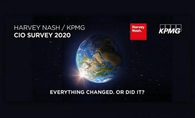 Harvey Nash - KPMG CIO Survey