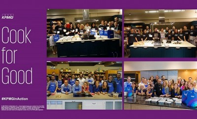 KPMG - Cook for Good