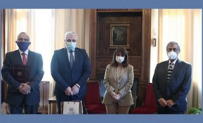 Βραβείο Εξαίρετης Πανεπιστημιακής Διδασκαλίας του ΙΤΕ στον Ελευθέριο Ζούρο