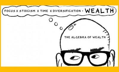 The Algebra of Wealth