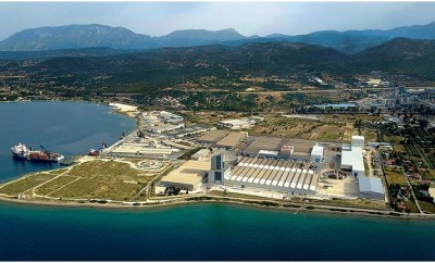 Hellenic Cables-Submarine cables Plant