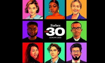 Meet The 30 Under 30 Europe Class Of 2021