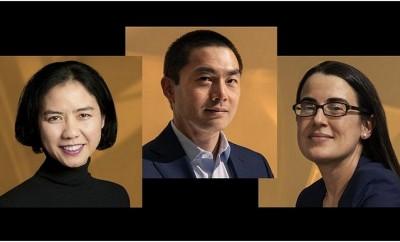 The World's Top 100 Venture Capitalists