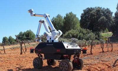 Το δίχειρο ρομπότ του Bacchus