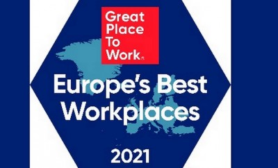 Best Workplaces in Europe 2021