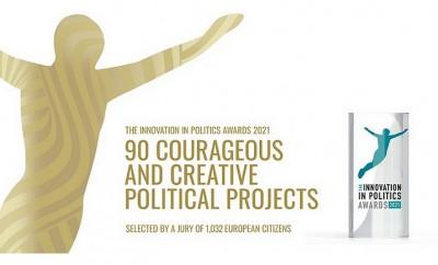 Πανευρωπαϊκά Βραβεία Καινοτομίας στην Πολιτική 2021