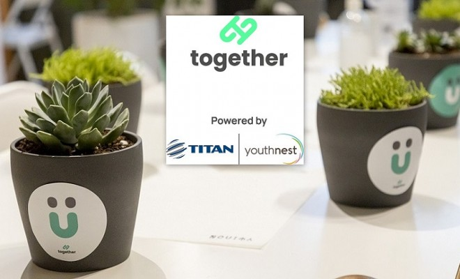 together - powered by TITAN&Youthnest